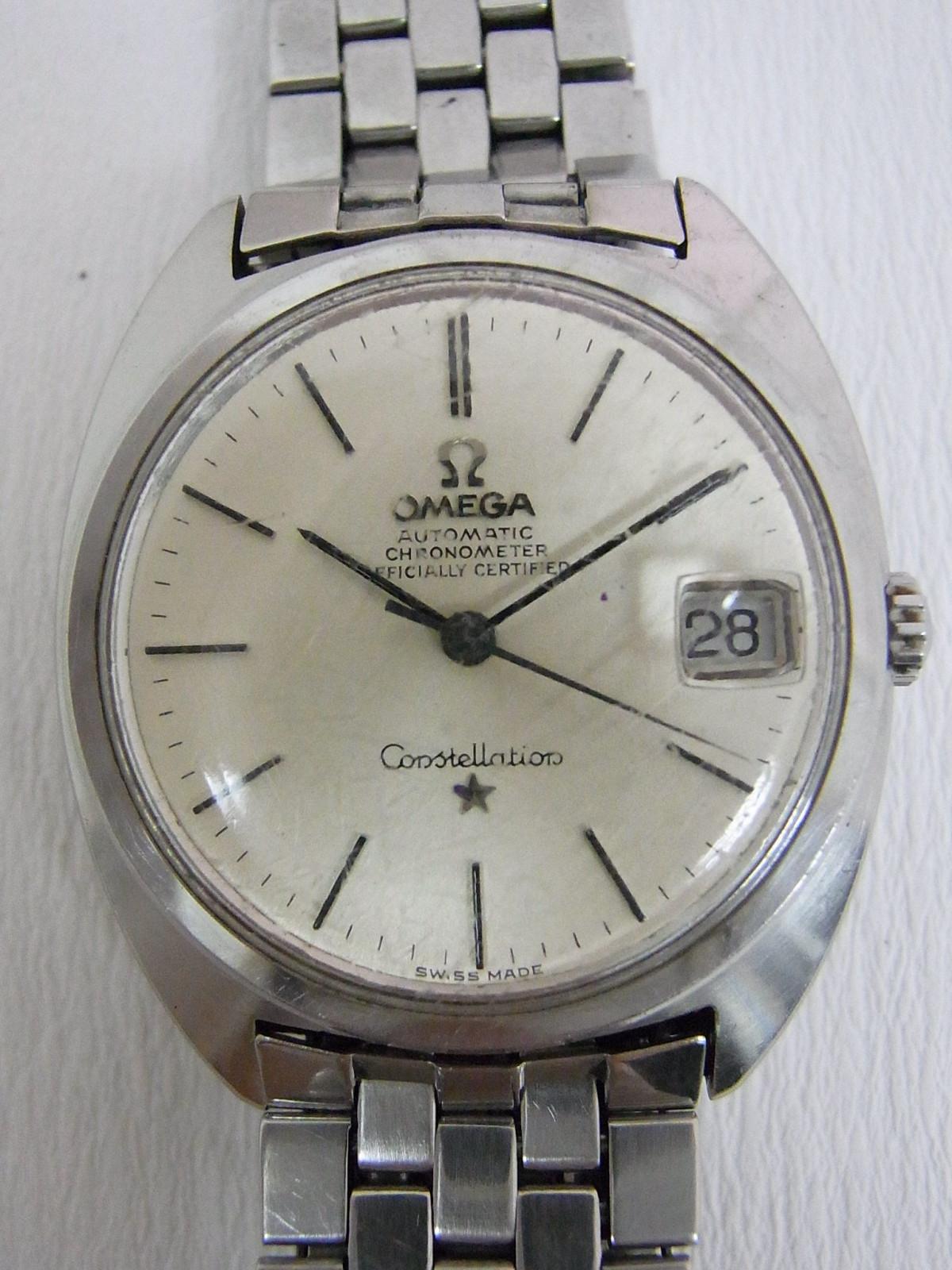 6a63db22a8b Omega Constellation relógio usados (€24) - Timepeaks
