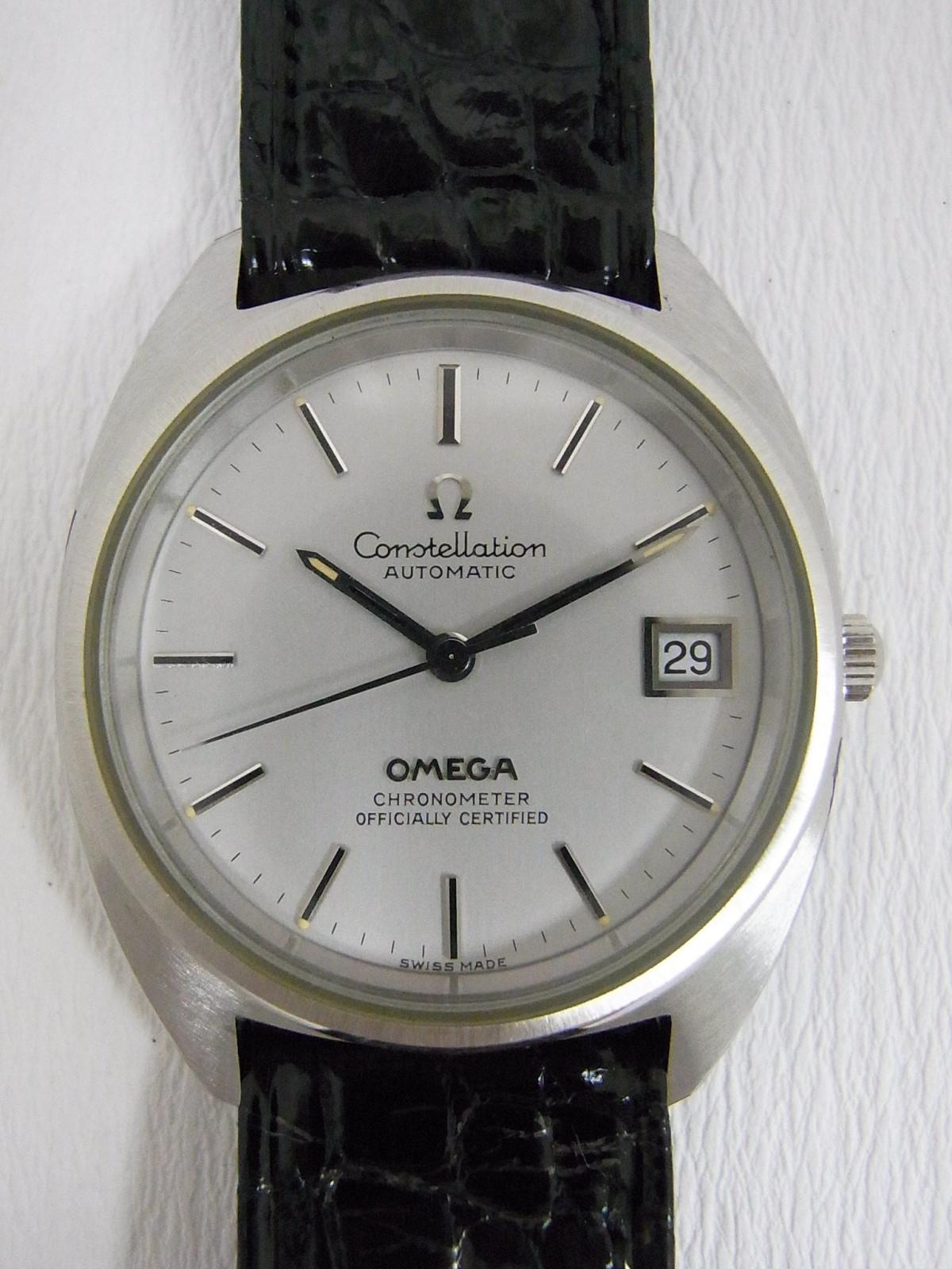 22994659367 Omega Constellation relógio usados (€40) - Timepeaks