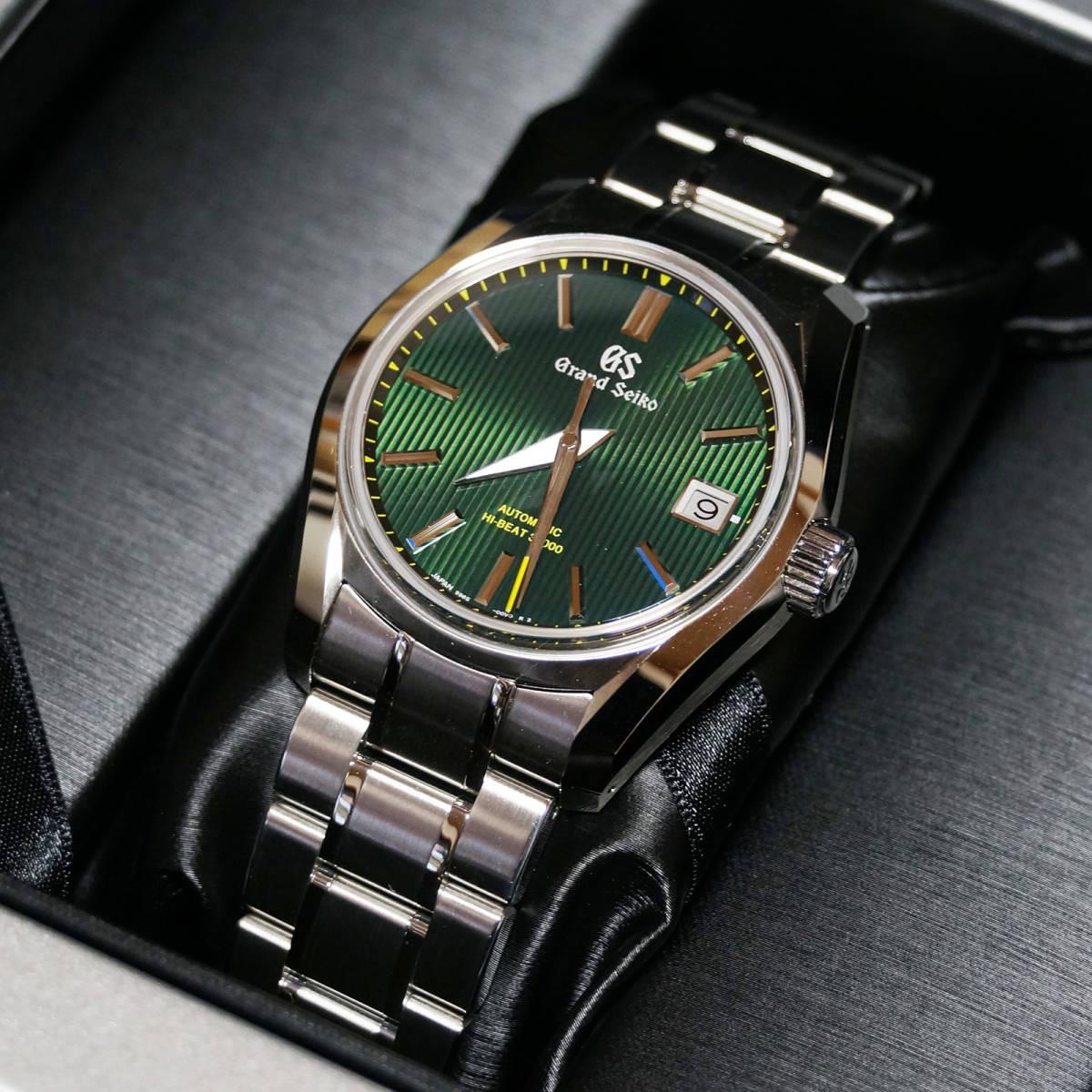 グランドセイコー (GRAND SEIKO) 未使用 グランドセイコー SBGH261 250本限定モデル SBGH261 (新品時計)