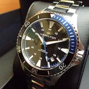 Pre Owned Hamilton Khaki Navy Scuba Watches For Sale Buy