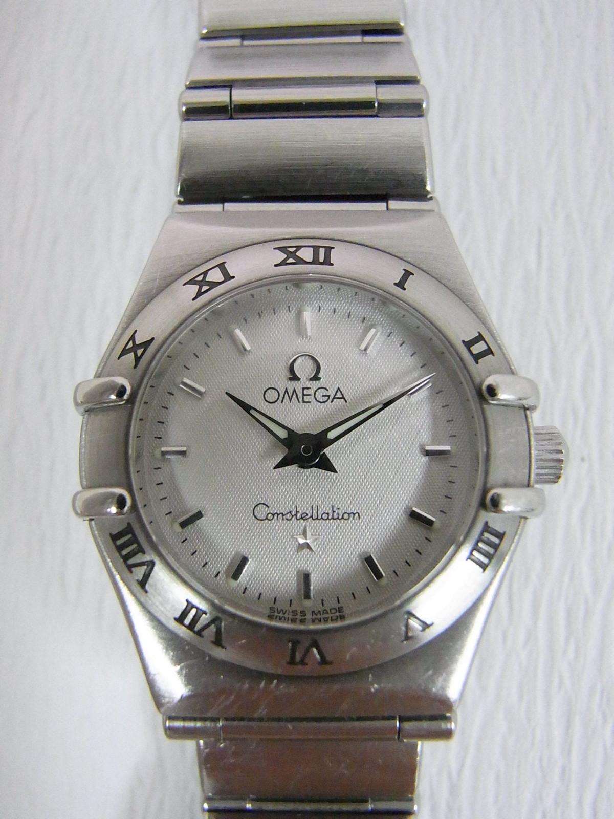 992b6671239 Omega Constellation senhoras  relógio usados (€40) - Timepeaks