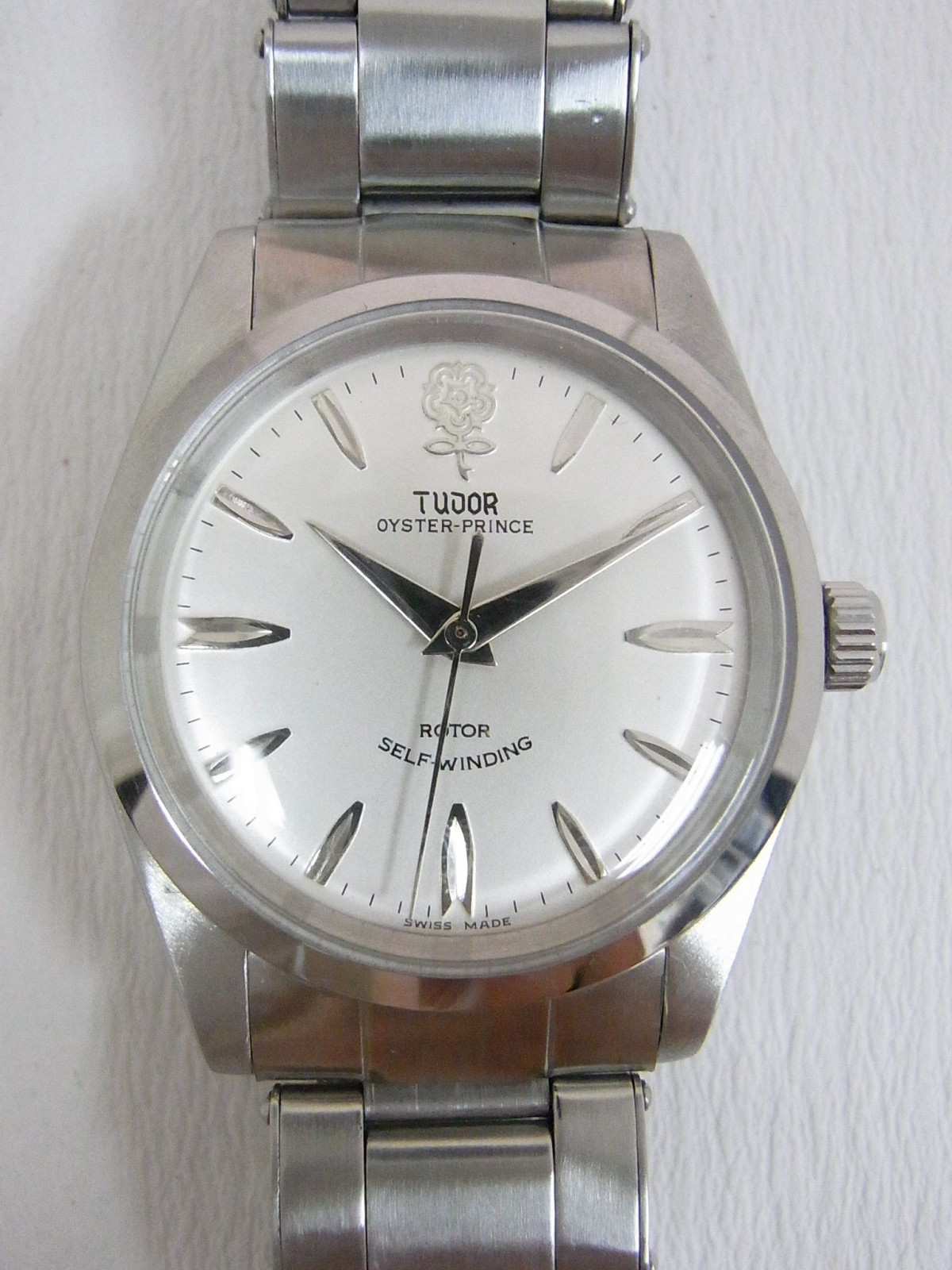 9583f1b8532 Tudor Oyster Prince relógio usados (€241) - Timepeaks