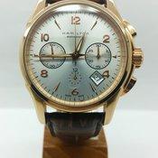 ハミルトン Jazz master automatic chronograph Ref.H326460