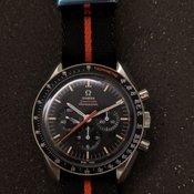 オメガ Speedy Tuesday Ultraman Moonwatch Ref.311.12.42.30.01.001