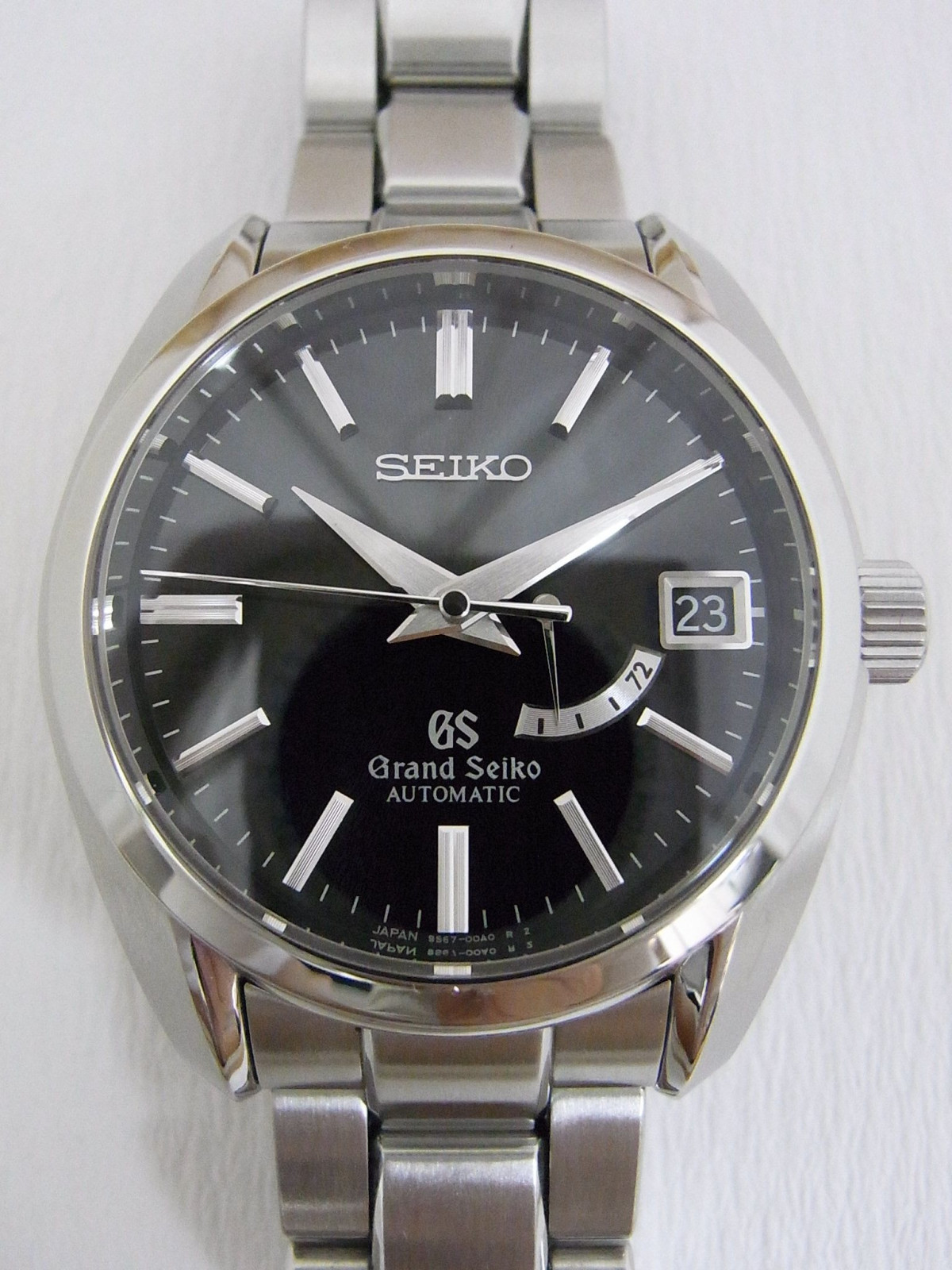 sports shoes 36c9f fb757 Pre-owned Grand Seiko 9S67-00A0 watch ($2,005) for sale ...