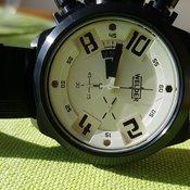 WELDER Chronograph watch design by U-BOAT
