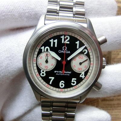 Omega Dynamic chronograph TARGA FLORIO 1973 LIMITED EDITION Ref.5241.51