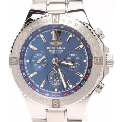Breitling Hercules chronograph automatic winding Ref.A39362
