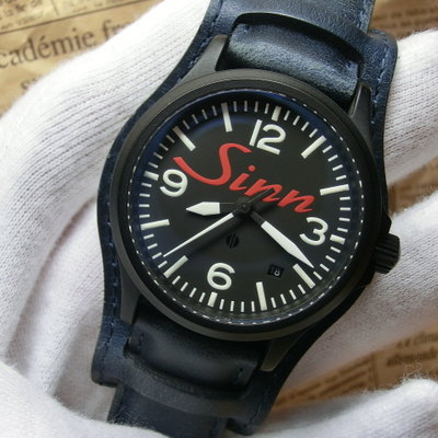 Sinn big logo MARUI Limited model Ref.656.S.M