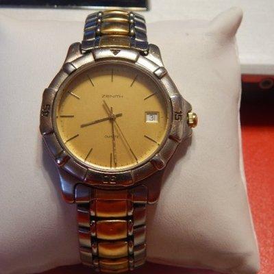 ゼニス Swiss watch