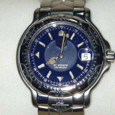 タグホイヤー 6000 Ref.WG-1115-K1
