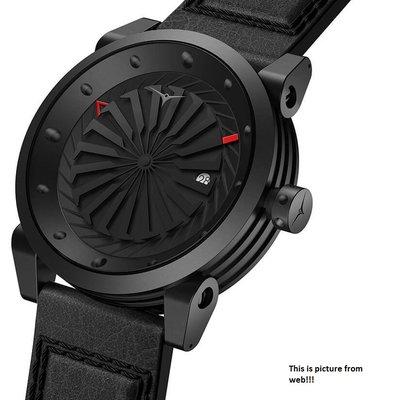 ZINVO Automatic BLADE PHANTOM Swiss rotating turbine  Watch