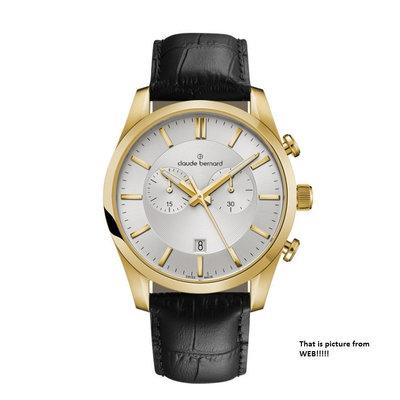 Claude Bernanrd by Edox Chronograph swiss watch