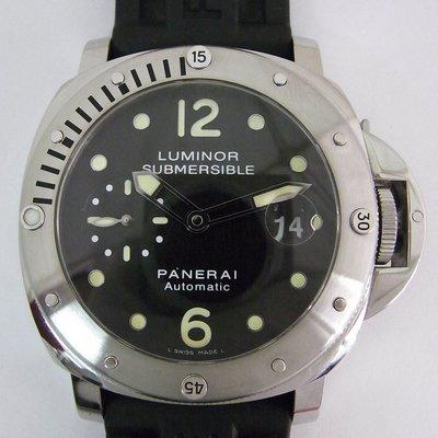 パネライ ルミノールサブマーシブル PAM00024