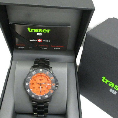 486f9456739 Pre-owned TRASER watches for sale - Buy luxury watches from ...