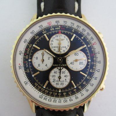 Pre Owned Breitling Navitimer Japan Limited K33340 Watch 1 408
