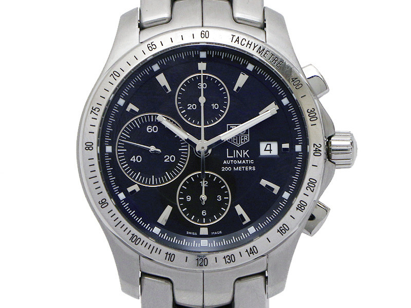 23ce66dfb353 Pre-owned Tag Heuer Link CJF2110-0 watch ( 950) for sale - Timepeaks