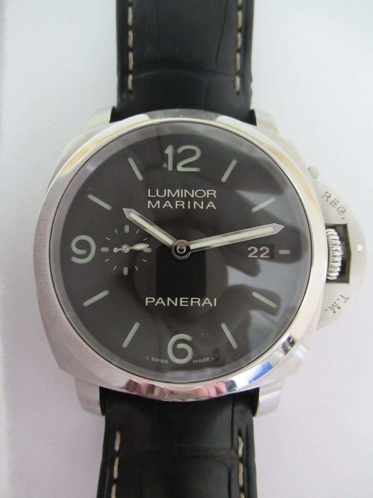 5a11d7ebb34 Panerai Luminor marina PAM00312 relógio usados (€1