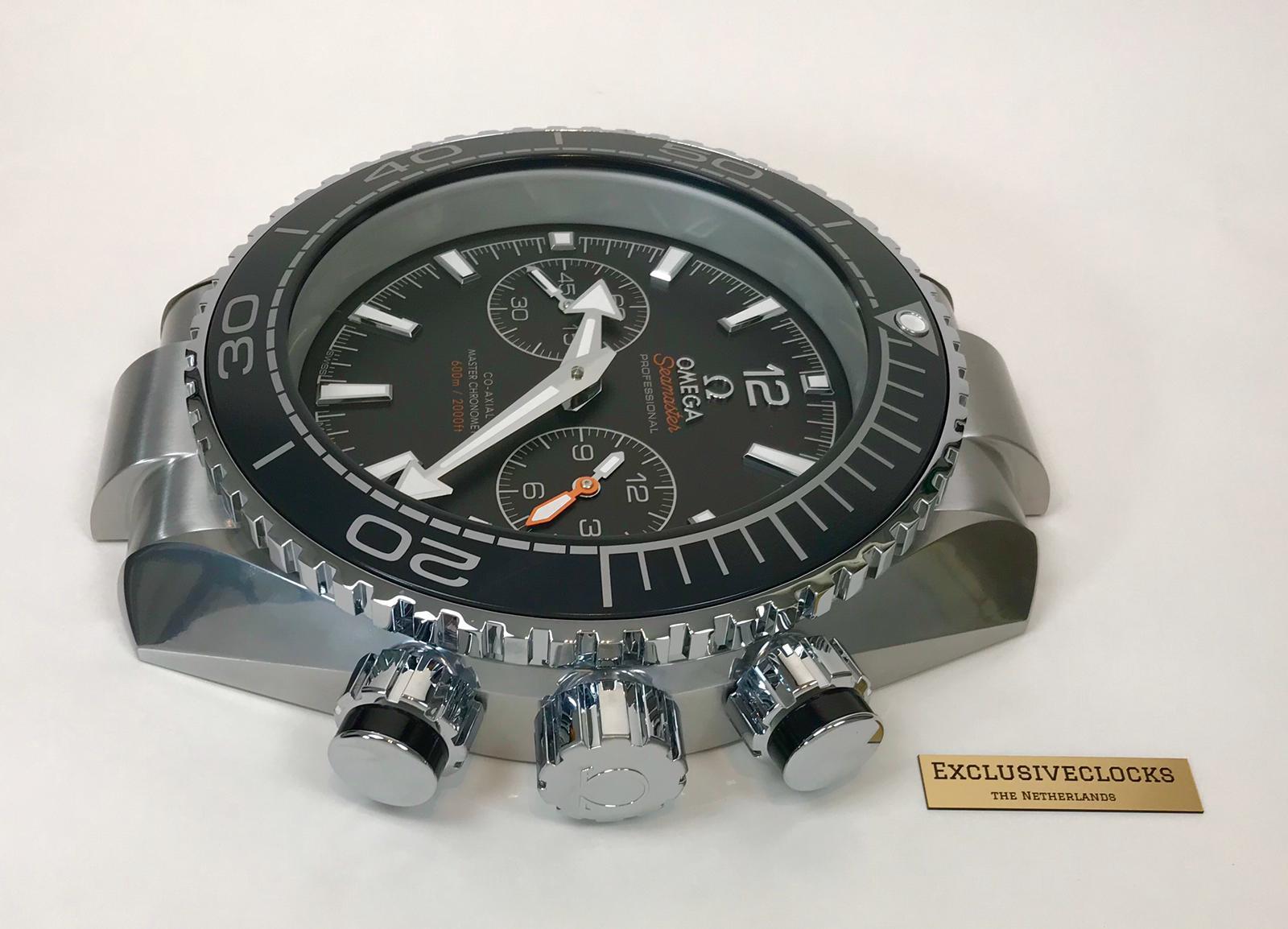 Used Omega Seamaster wall clock wallclock wallclock watch $12,12 ...