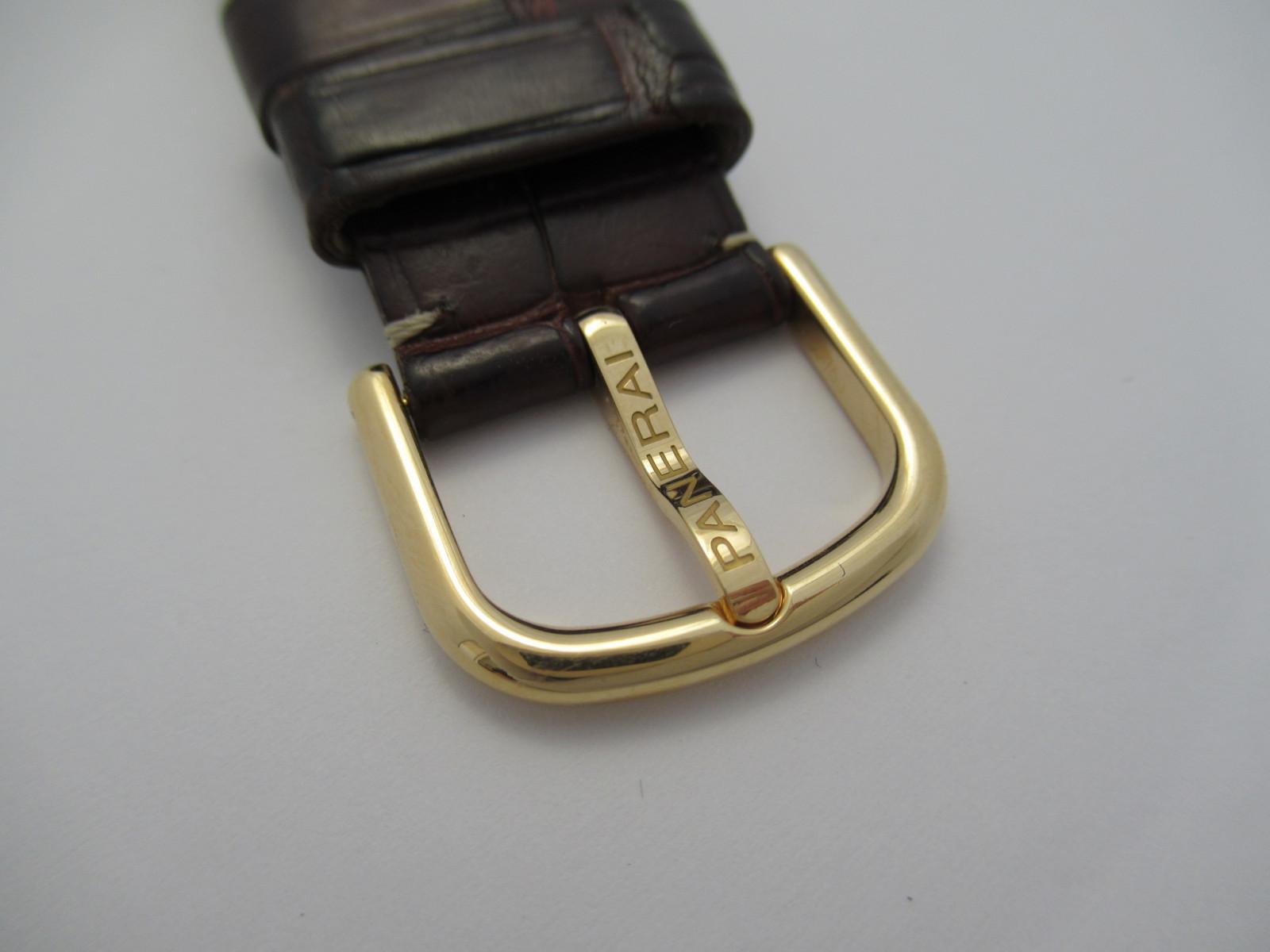 new style 73001 8ed2c Relojes Panerai Radiomir GMT Alarm oro rosa PAM00238 de ...