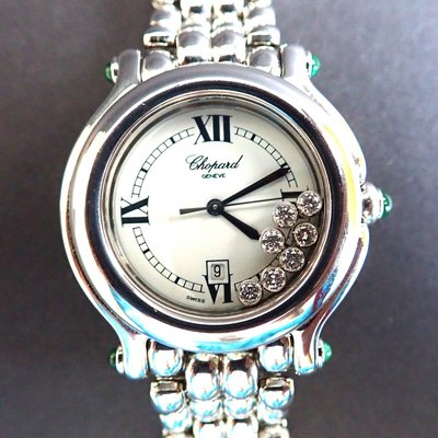 b7e185152 Pre-owned Chopard Happy Sports watches for sale - Buy luxury watches ...