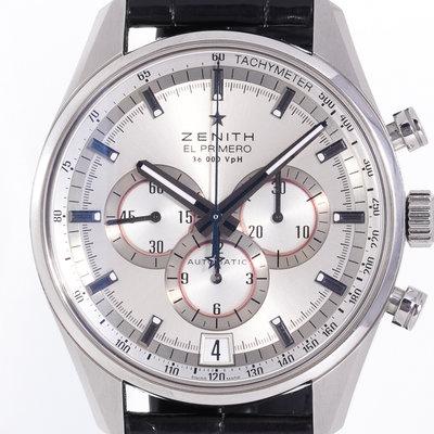 a06f7c93b5 中古ゼニス エルプリメロの腕時計買取と販売なら世界オークションのタイムピークス