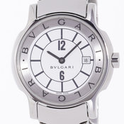 promo code 3d562 7a4d2 Pre-owned Bvlgari Reference number ST29S watches for sale ...
