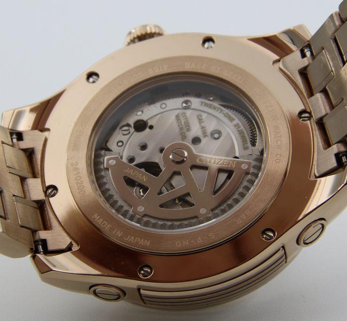 vasta selezione di 8b77e e2b50 Pre-owned Citizen meccanico automatic 4166-S058 198 watch ($256 ...